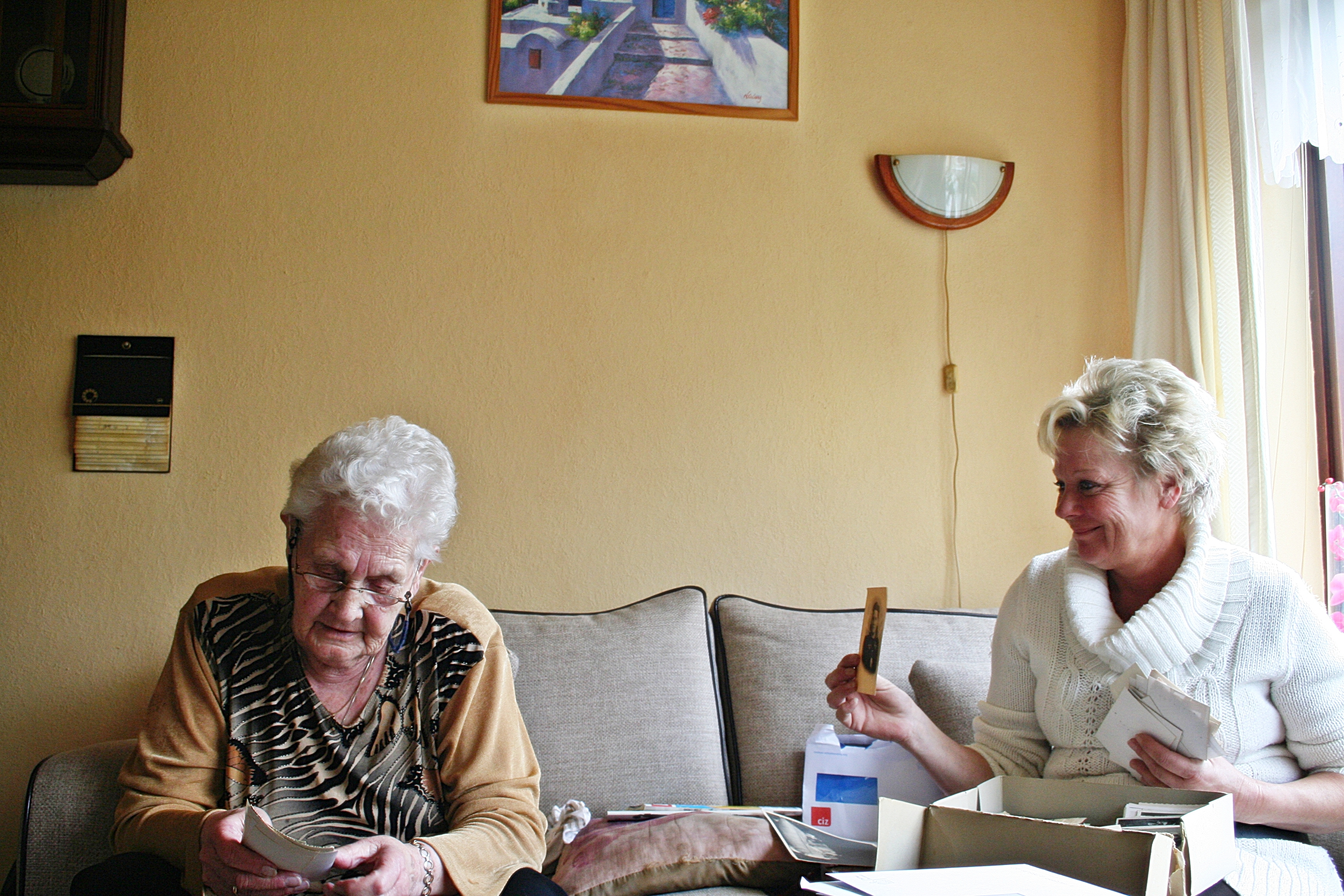 Gré en Ineke 06-04-2011 (6)