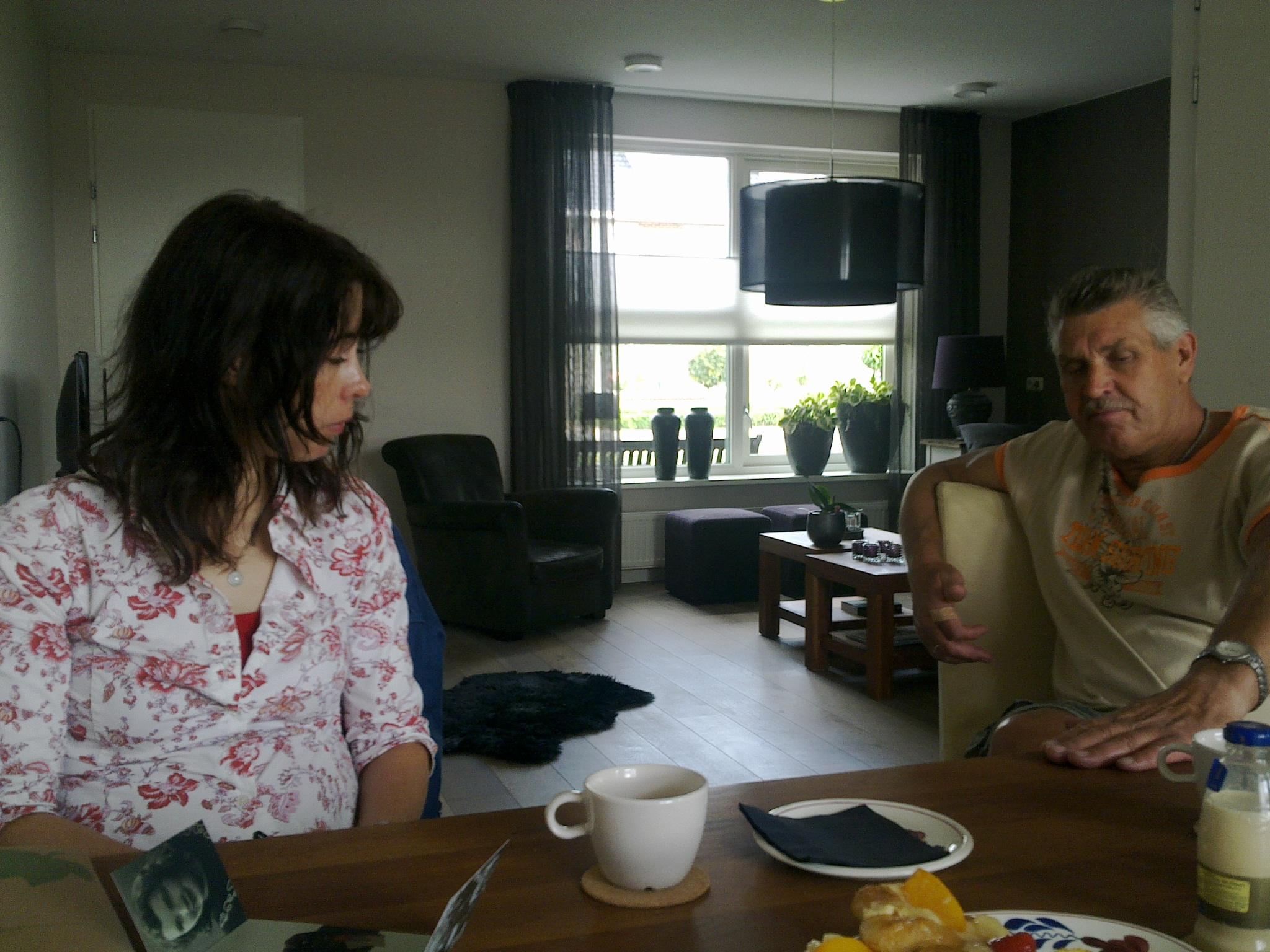 `11-06-17 Interview met Suzanne van Leendert